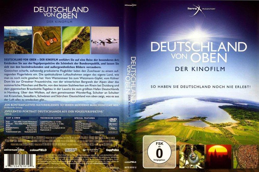 ZDF Deutschland von oben 鸟瞰德国