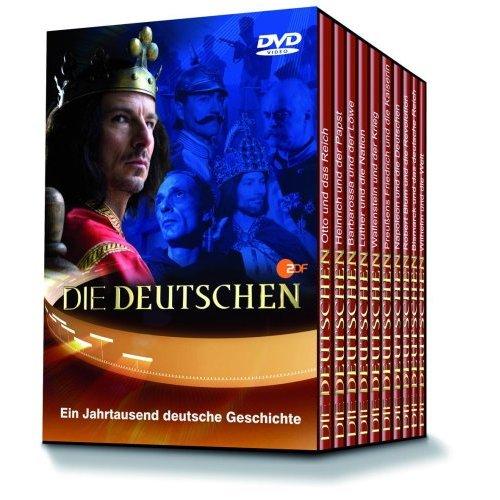 ZDF Die Deutschen 德国人 德国历史