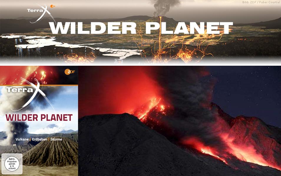 ZDF Wilder Planet 野性地球