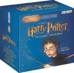 哈利波特 有声书 1-7 德语听力资料 有声读物