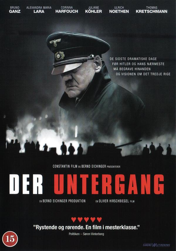 帝国的毁灭 德语听力资料 有声读物