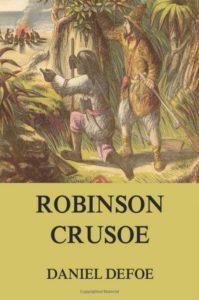 鲁冰逊漂流记 德语版 Robinson Crusoe