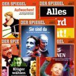 Der Spiegel 德国明镜周刊 全年