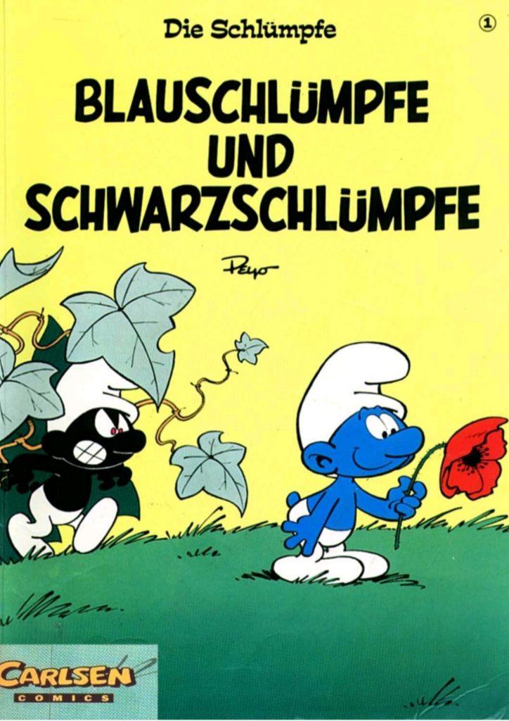 蓝精灵德语版