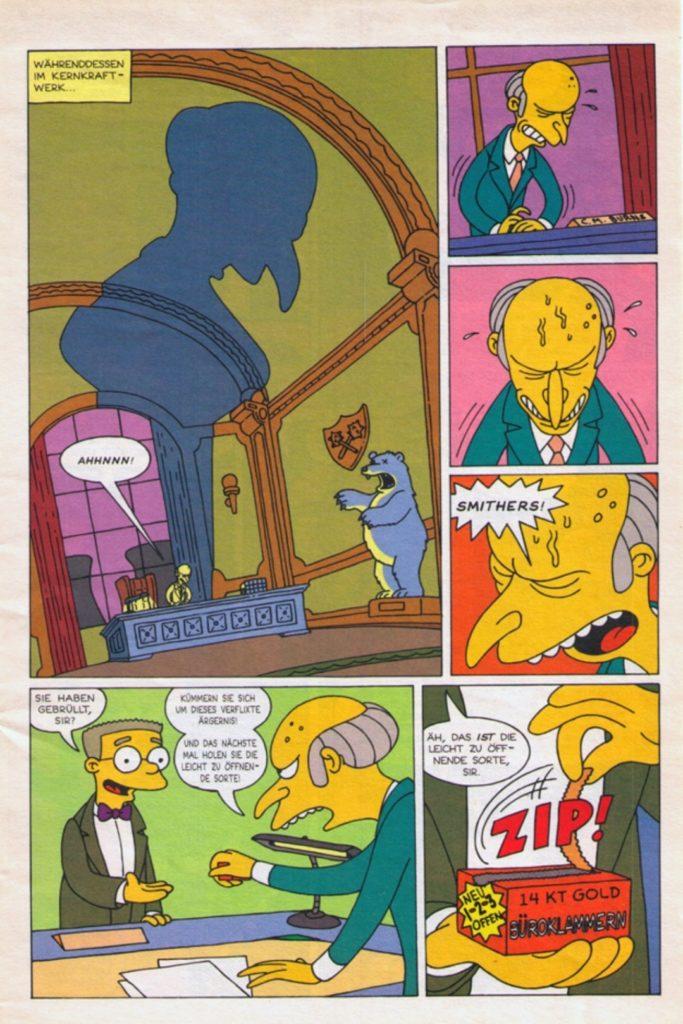 德语漫画《辛普森》